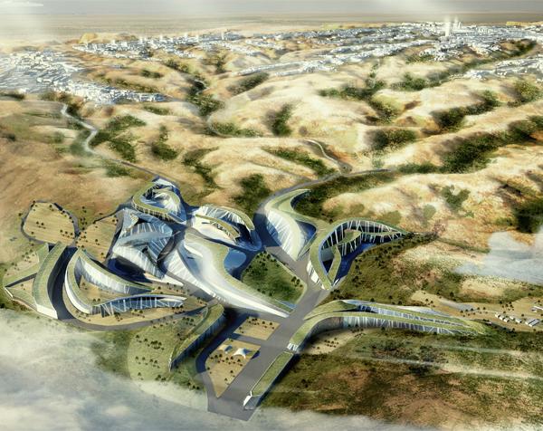 KING ABDOULAH GARDEN CITY | KOETTERKIM