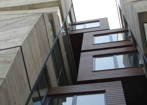GOLFAM OFFICE BUILDING | FLUID MOTION ARCHITECTS
