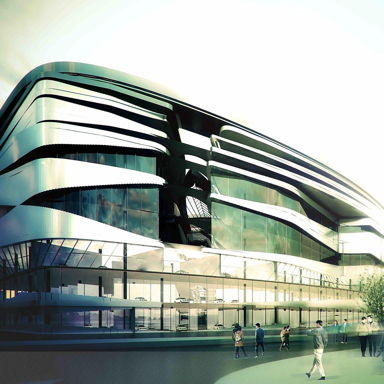 HAFEZ Commercial Complex