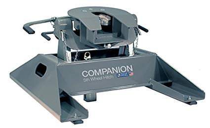 Image: B&W Companion Fifth Wheel Hitch, Copyright B&W