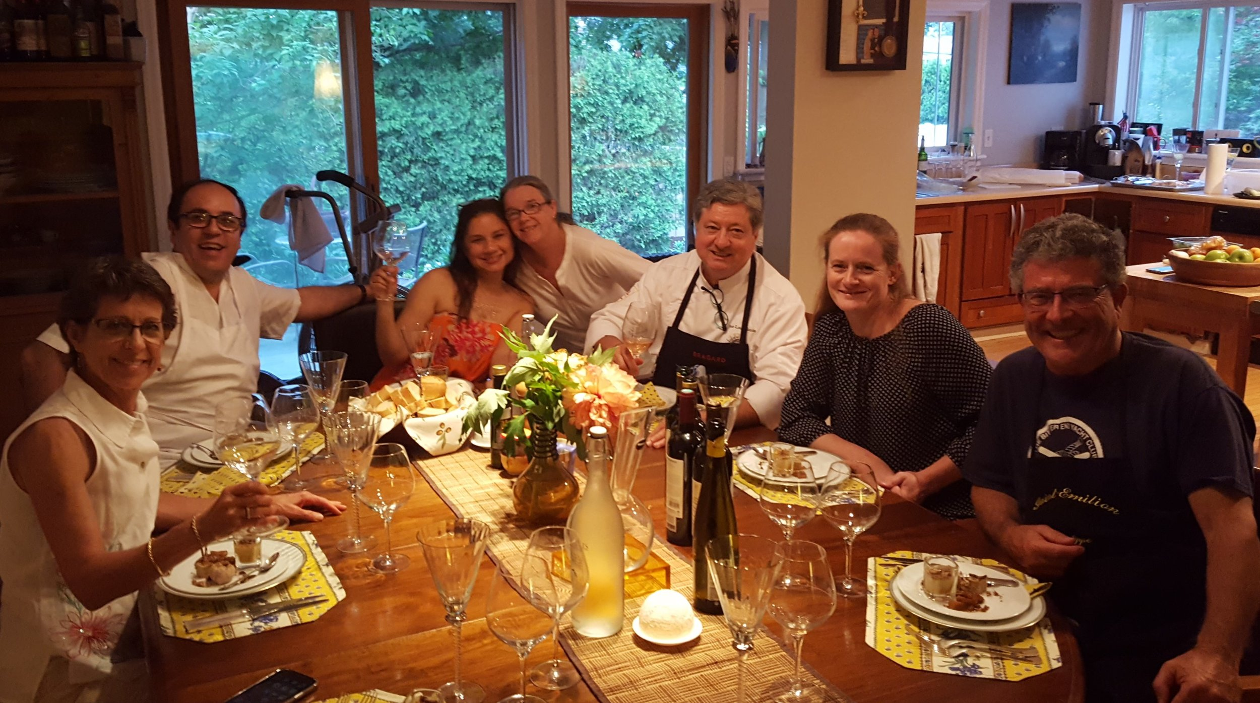 Hands-on Dinner at Chef Jean-Louis