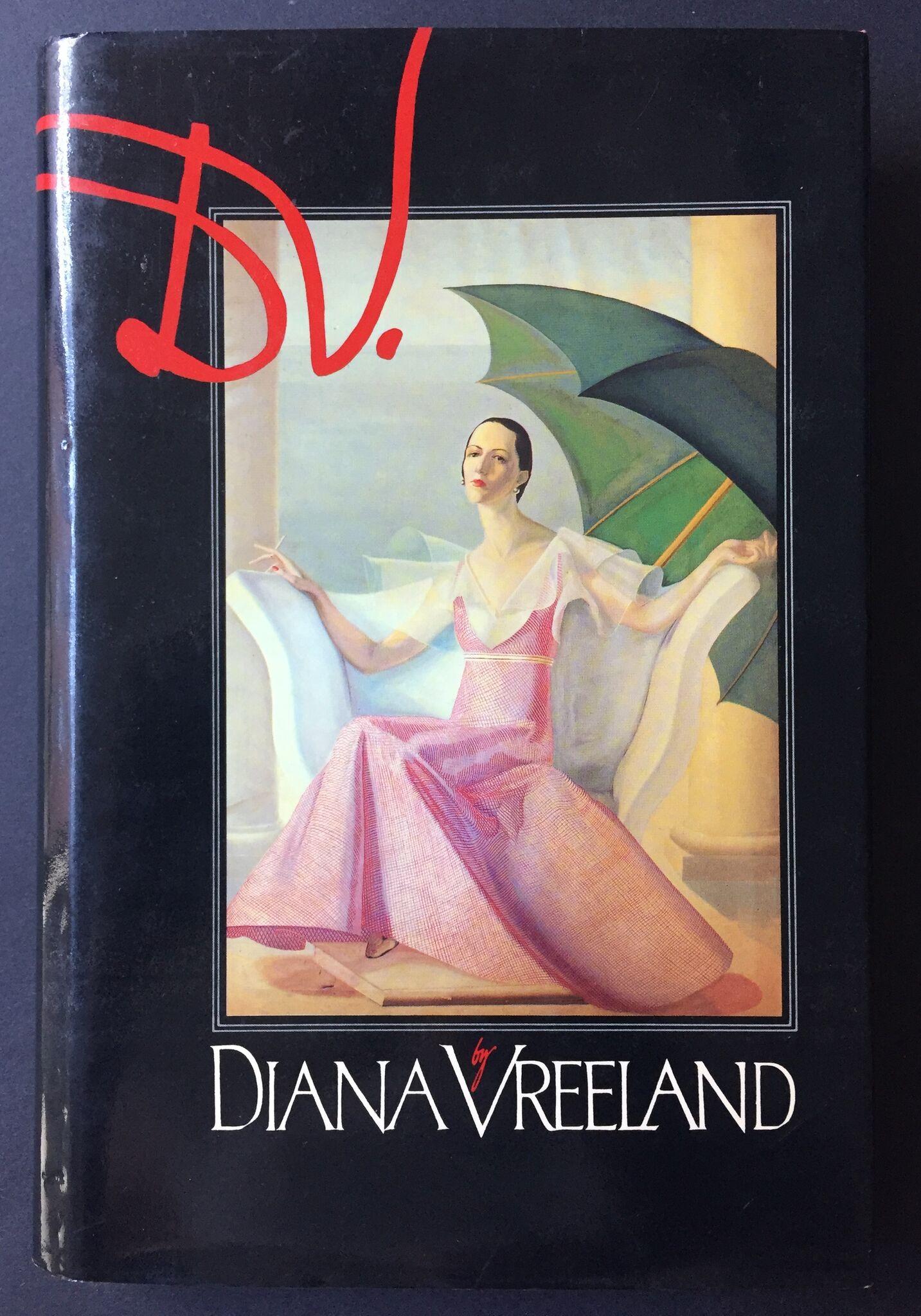 DIana Vreeland - Signed