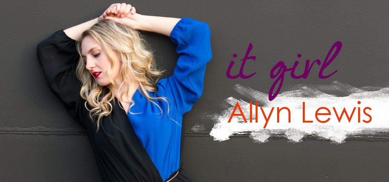 It Girl Allyn Website