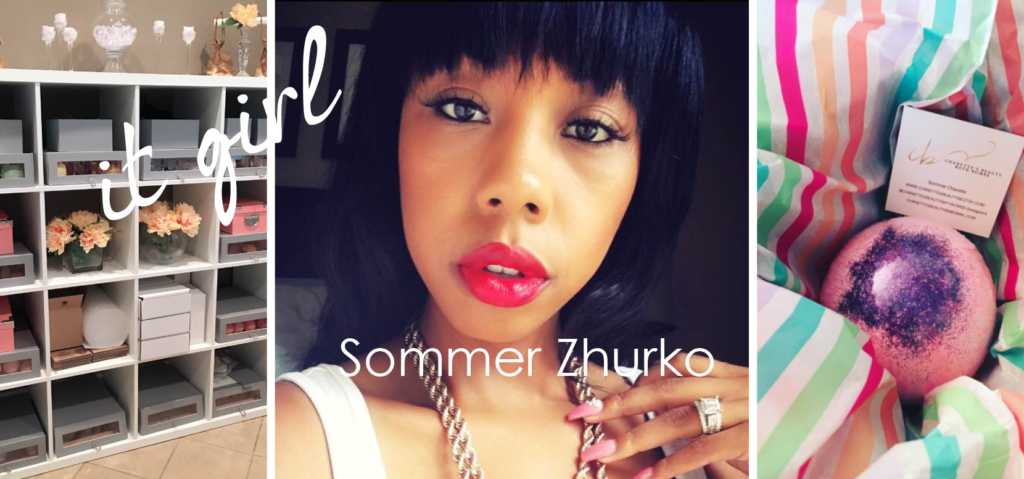 Sommer website graphic