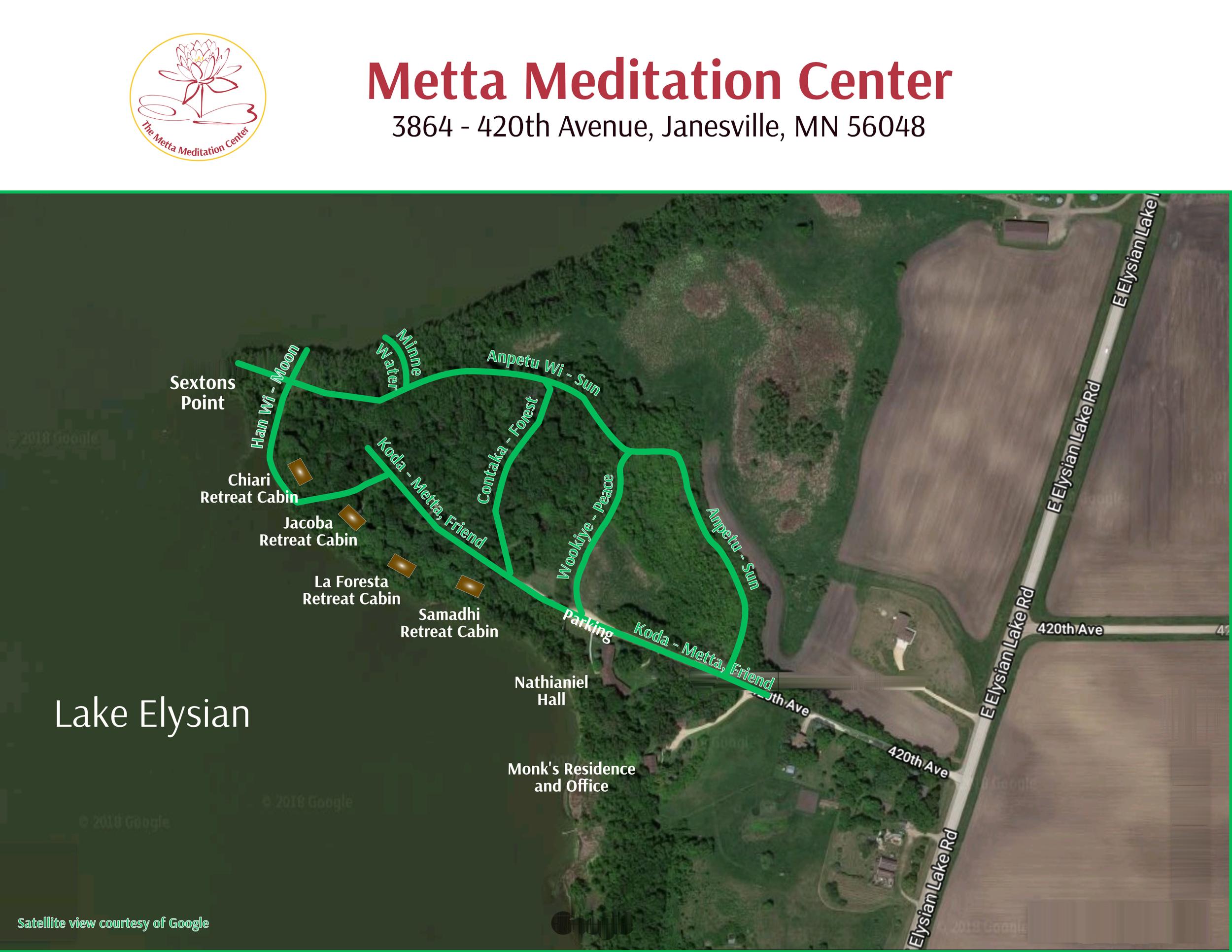 Metta Meditation Retreat Center
