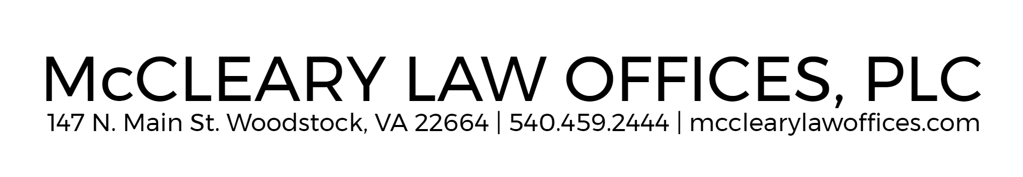 McCLEARY LAW OFFICES, PLC-logo-black.png