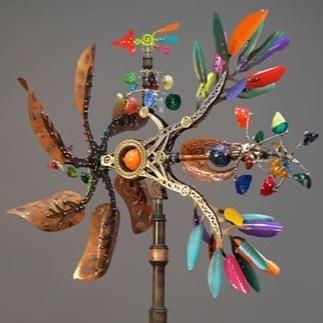 Andrew CarsonWind Sculptures -