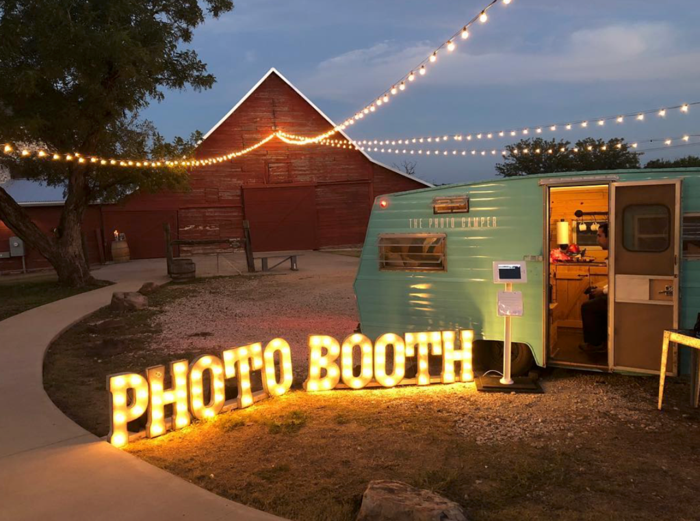 The Photocamper - If you're looking for a fun and unique Photo Booth for your wedding, look no further!