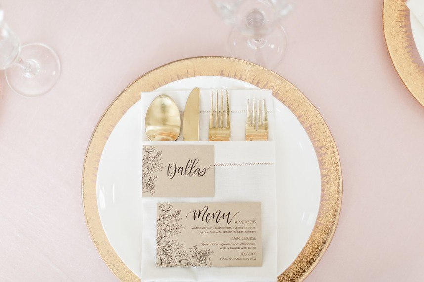 Brides of North Texas Blog - The Big Fake Wedding-where we were the planners- was featured on the BoNT Blog! Check it out!