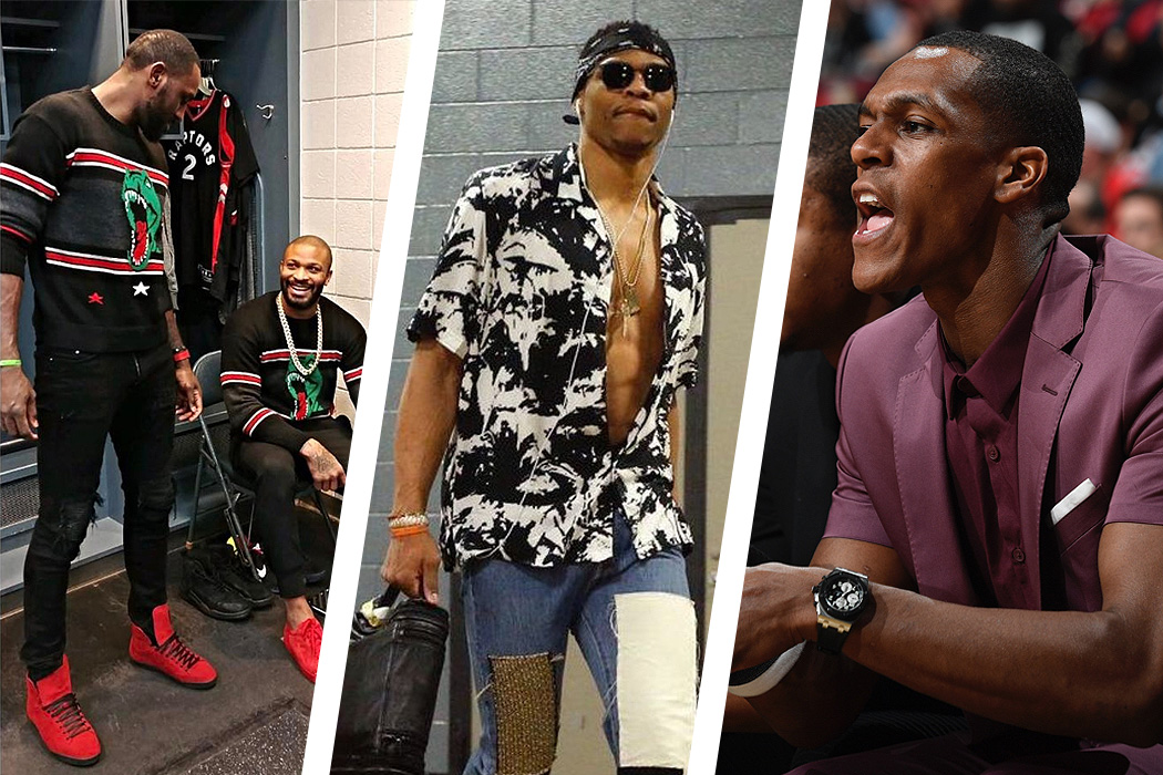 NBA starting 5 of style