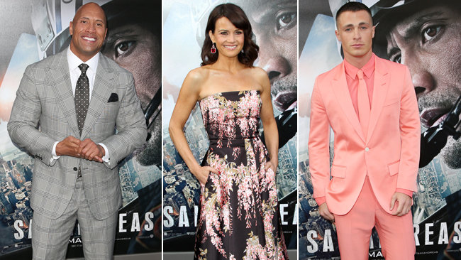 Hit or Miss: The stars of San Andreas