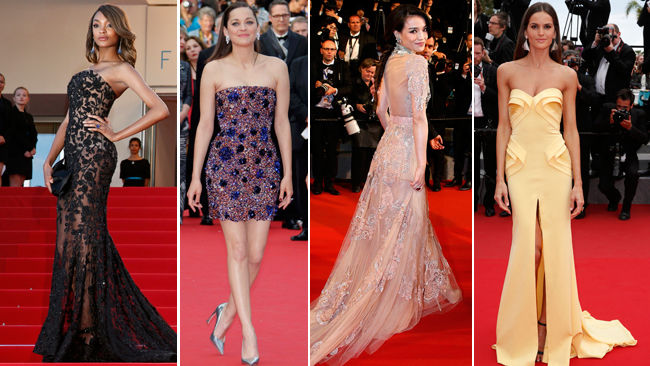 Hit or Miss: Take-away style trends from Cannes