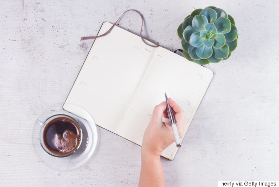 The Health Benefits of Journaling -
