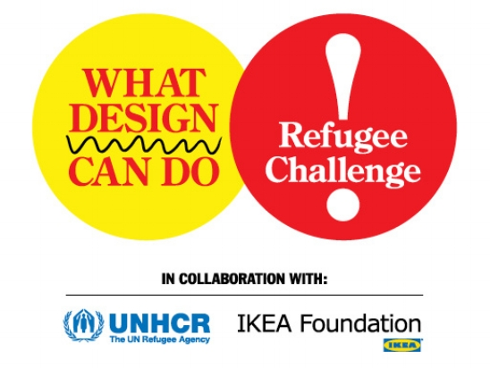 What Design Can Do Refugee Challenge 2016