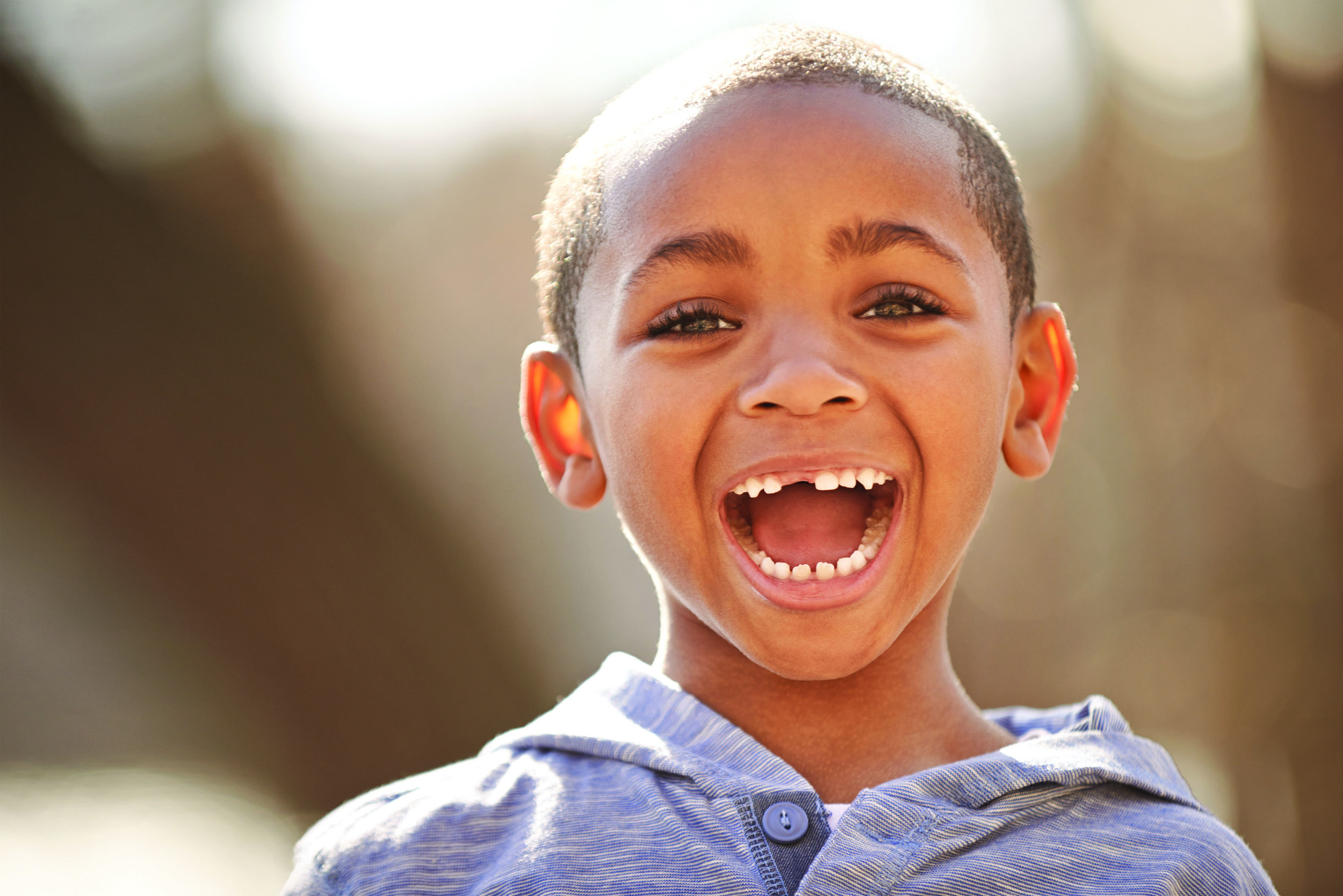 Supports children in foster care -