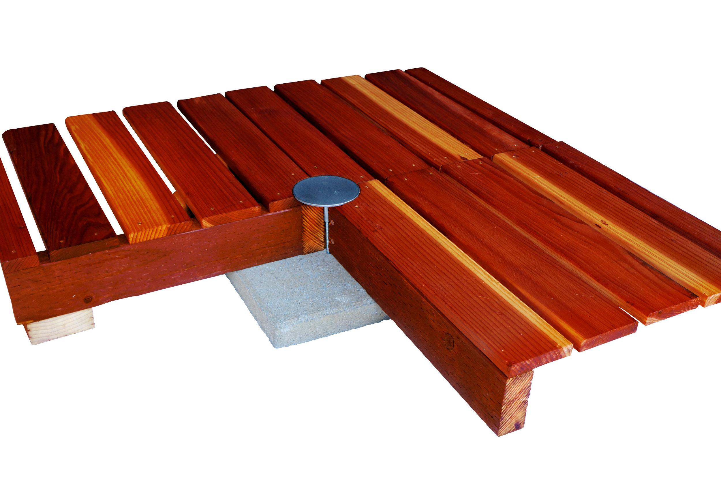Porta-Deck - Modular Decking System
