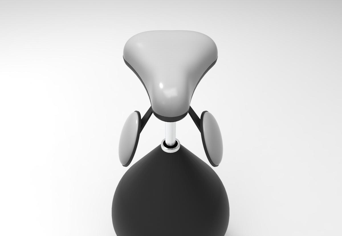 PosChair - Strengthening through sitting
