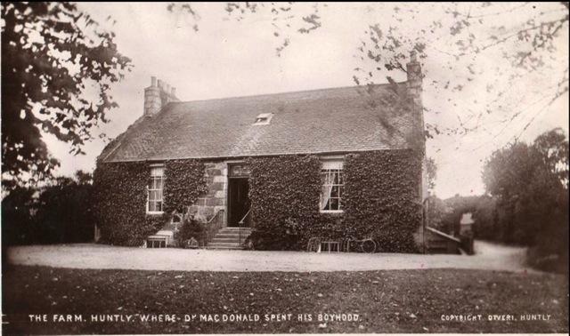 The farm where George grew up
