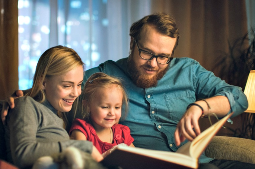 family storytime - Read-aloud Bible stories, nature tales, and more selected from the Clarkson legacy library of over 500 antiquarian books (1860-1920). Read by Clay.