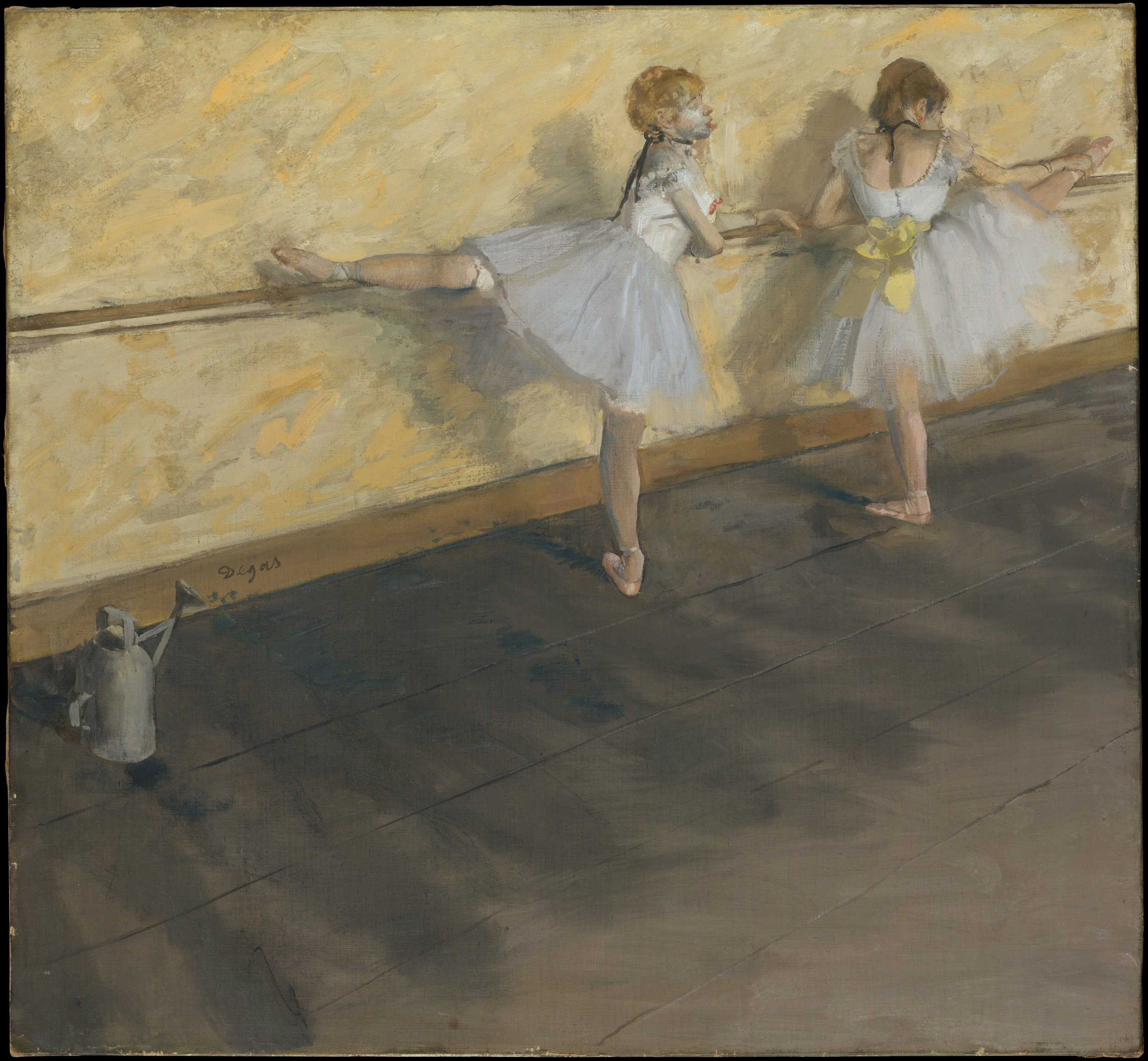 dancers practicing at the barre 1877.jpg