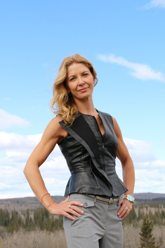 Bonnie: world class triathlete, Thermae client, and ageless beauty