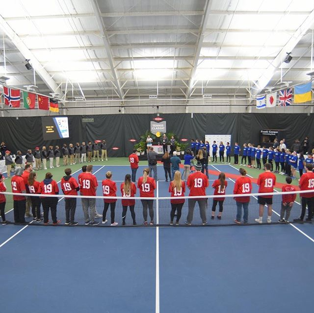 THANK YOU to everyone who came out and attended #DTC19 this year! The support from the Midland community has been tremendous and we could not have made it to 31 years without all of our sponsors and fans. See everyone again in 2020! 👋  _ #Tennis #USTAProCircuit #Michigan