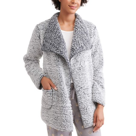 Walmart Fuzzy Bed Coat