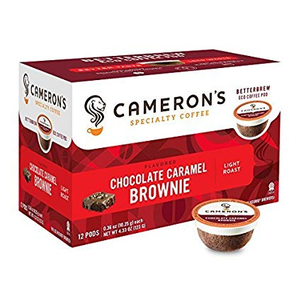 Cameron's Chocolate Brownie
