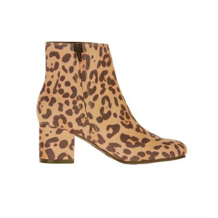 Leopard Walmart Booties