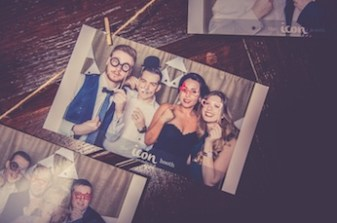 Vintage Photo Booth Example Shot