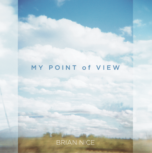 MY POINT OF VIEW - A full color American landscape photography book featuring images from Brian's 2013 cross-country trip
