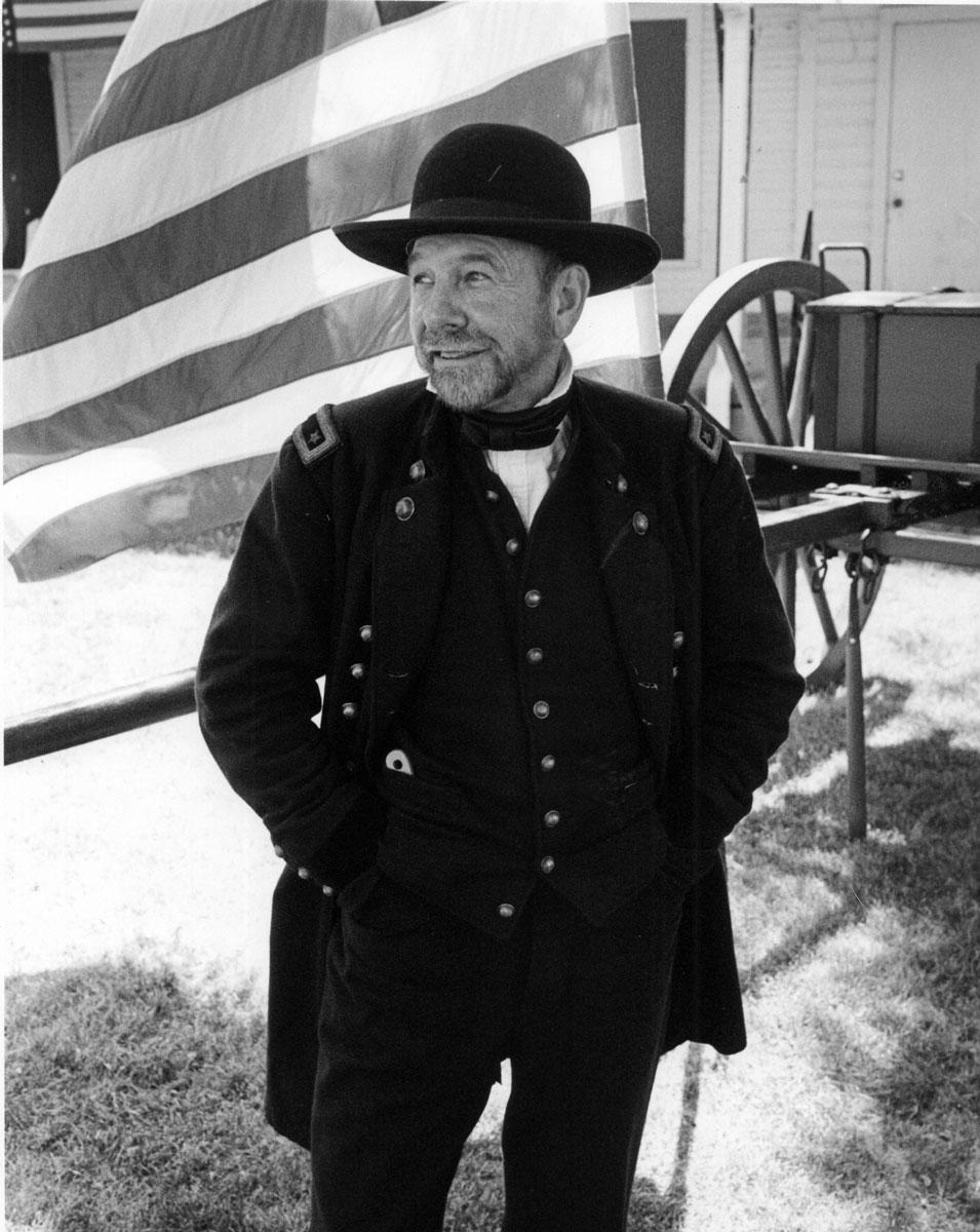 General Sherman, 2016 Camp Week.