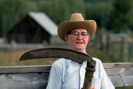 John, Eagle County, Colorado, 1989.