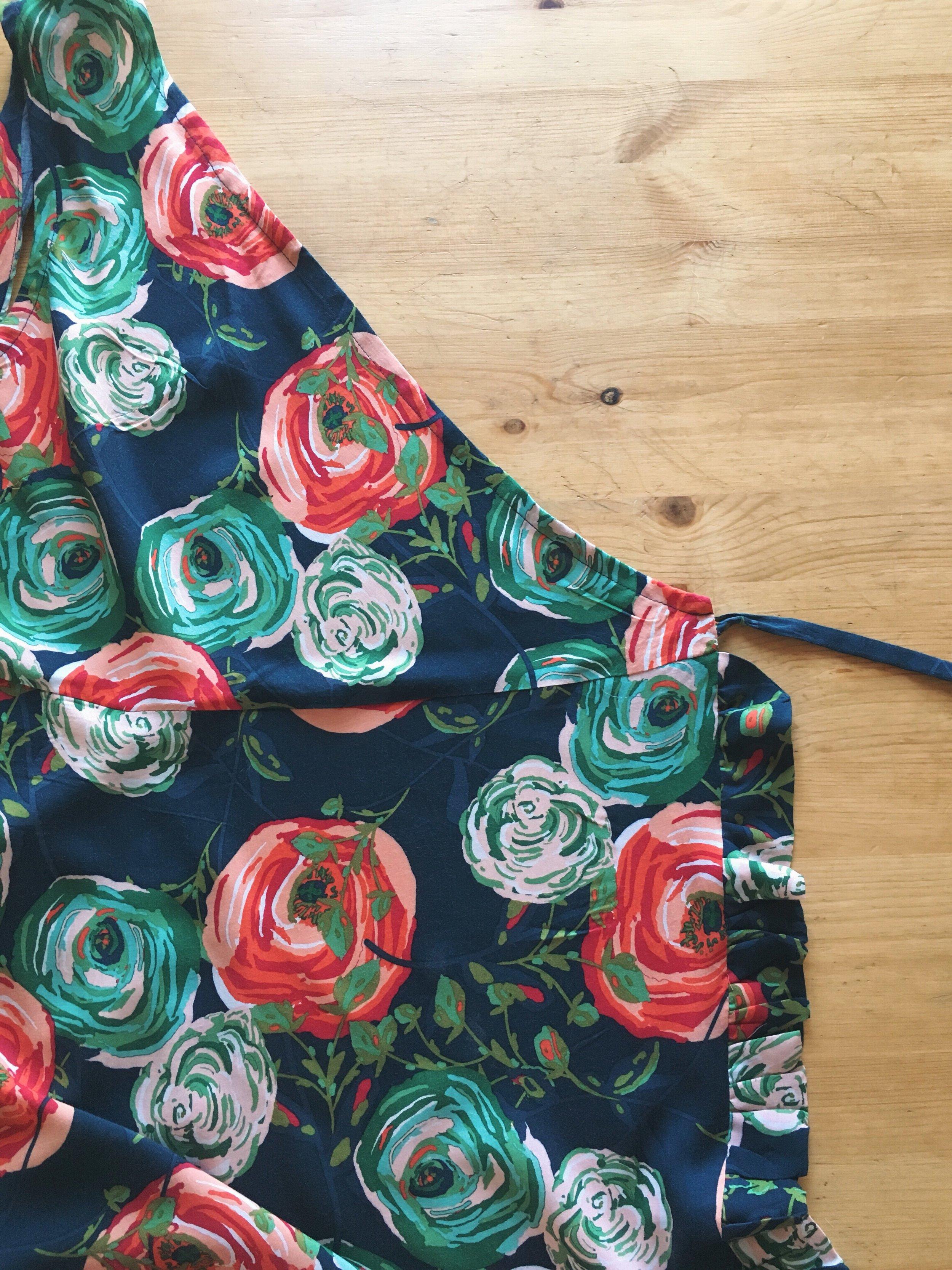 front wrap