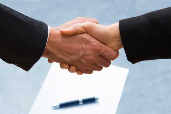 successful PARTNERSHIPS -