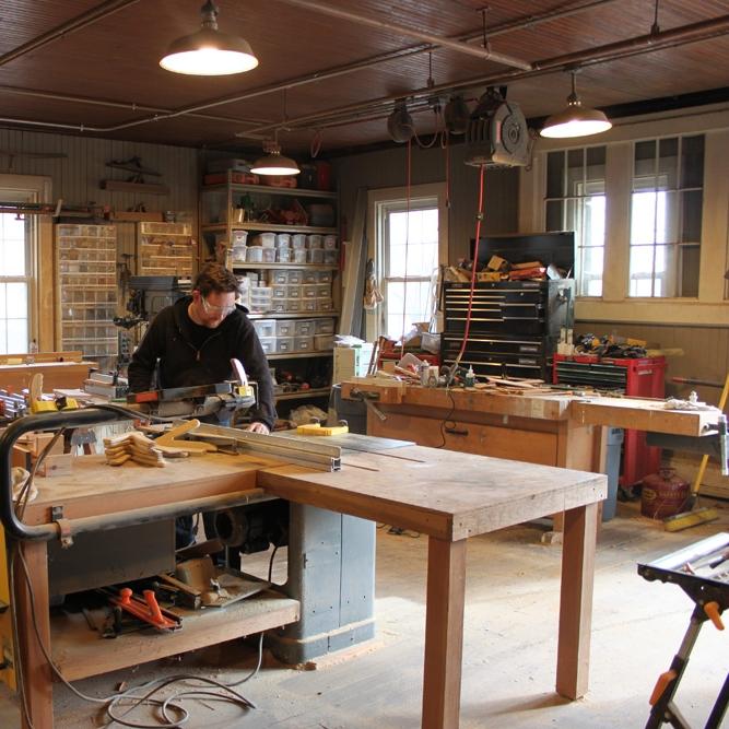 Cambridgeport workshop
