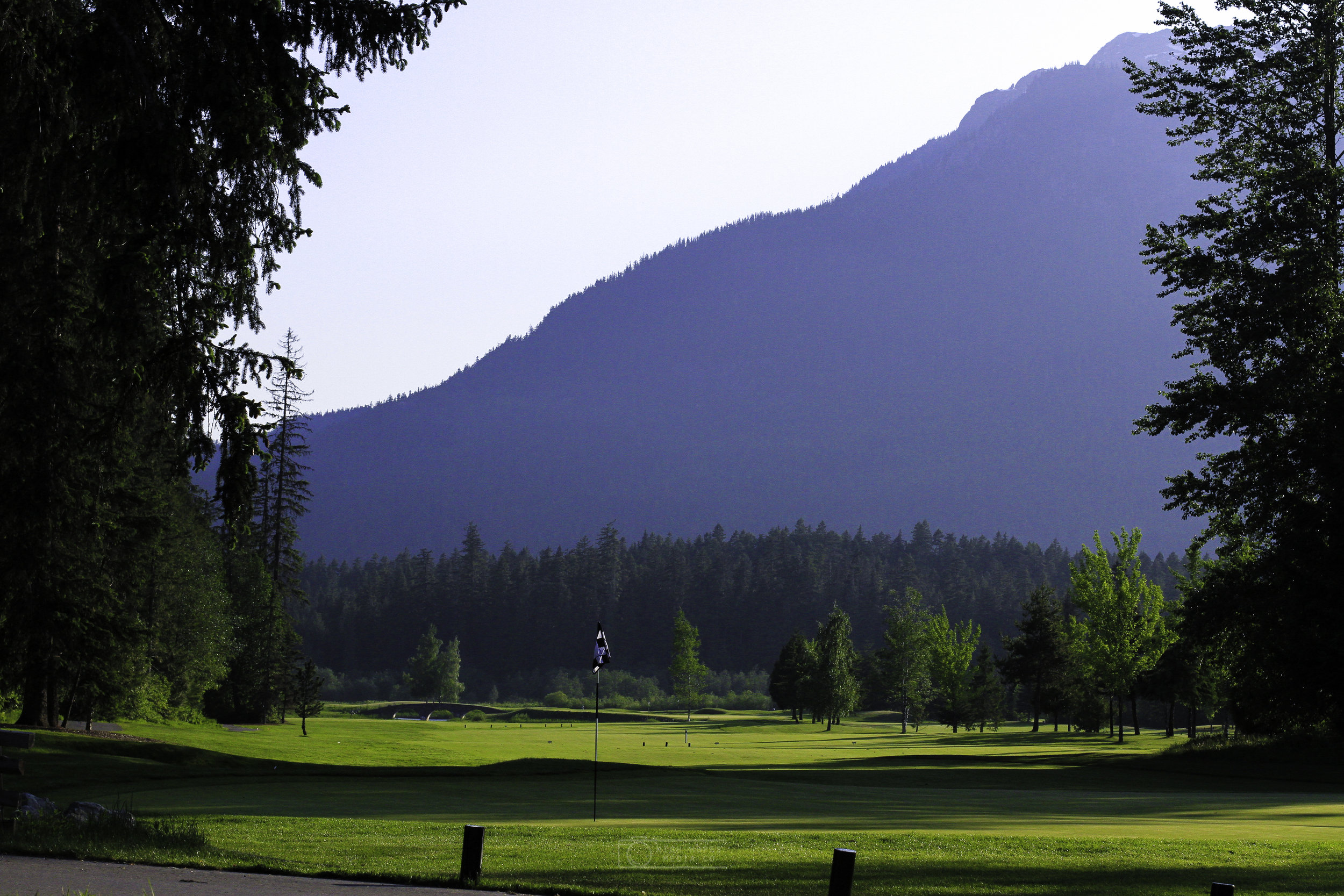 Whistler Golf Course -