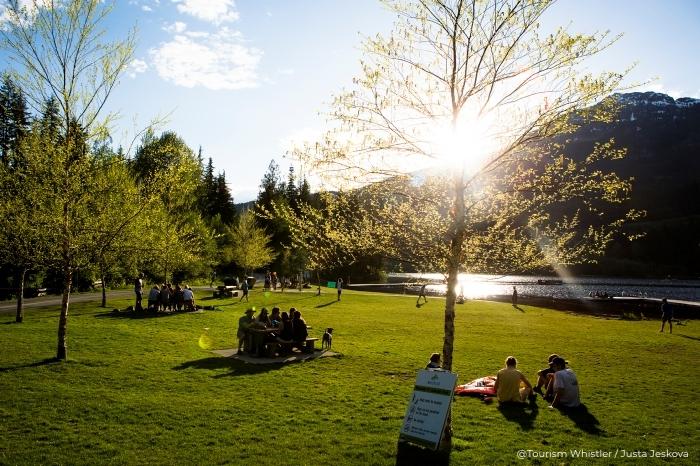Lakeside Park -