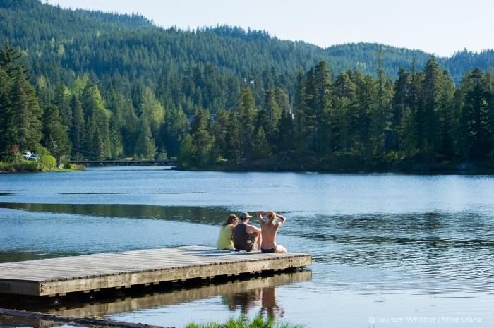 Alpha Lake Park -