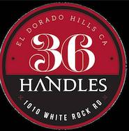36 HANDLES RESTAURANT & PUB - 1010 White Rock Rd, El Dorado Hills, CA 95762