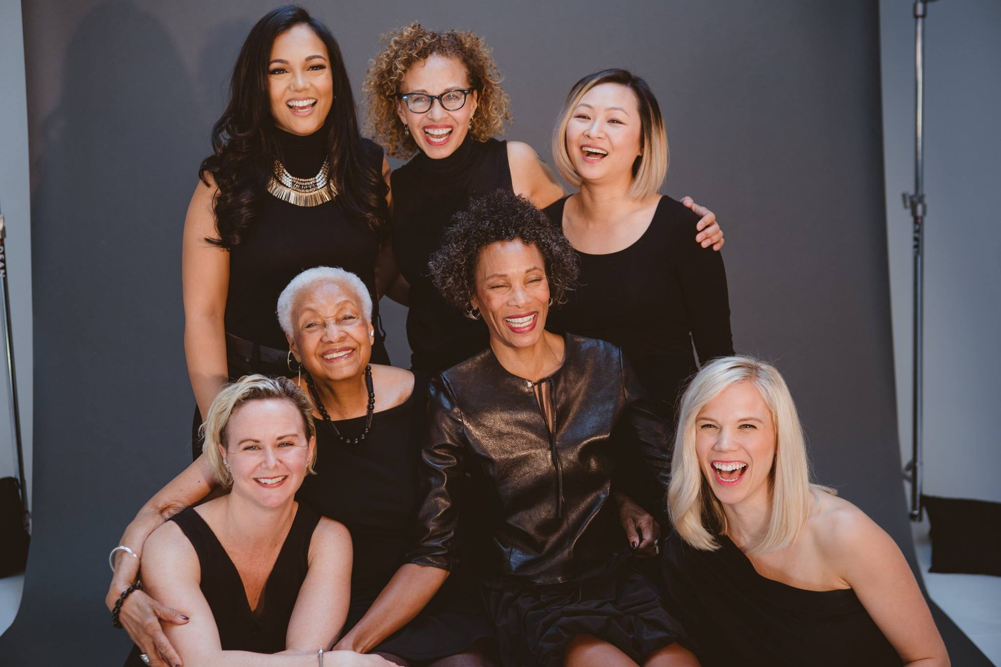 Komal, Linda, Annie, Crista, Clara, Alicia and Amanda- just a few of the extraordinary women featured in Dream, Girl.
