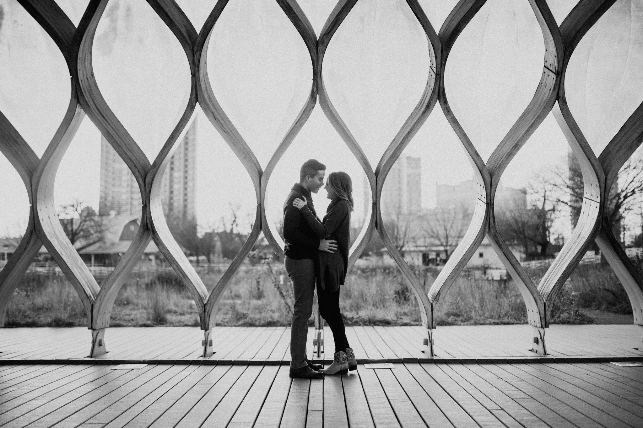 014-rempel-photography-chicago-wedding-photography-christina-paul-lincoln-park-engagement-session-second-city-bar.jpg