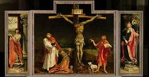 Isenheim Altarpiece, Mattias Grunewald