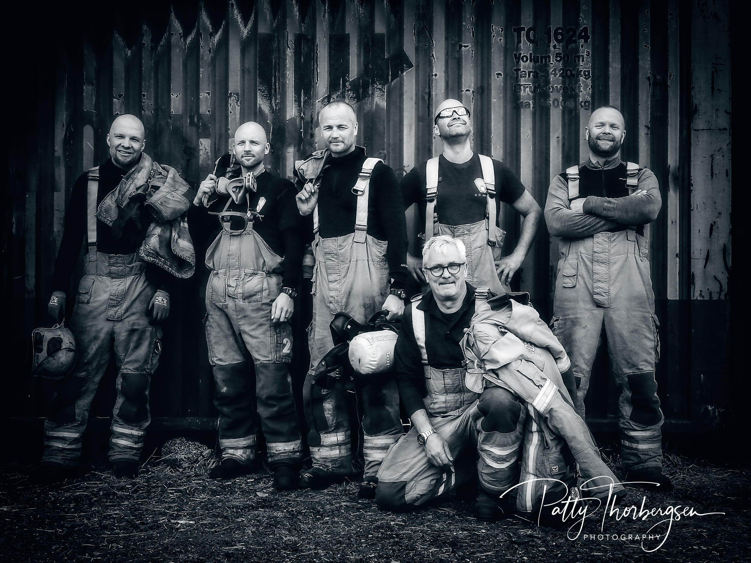 HARSTAD FIREFIGHTERS