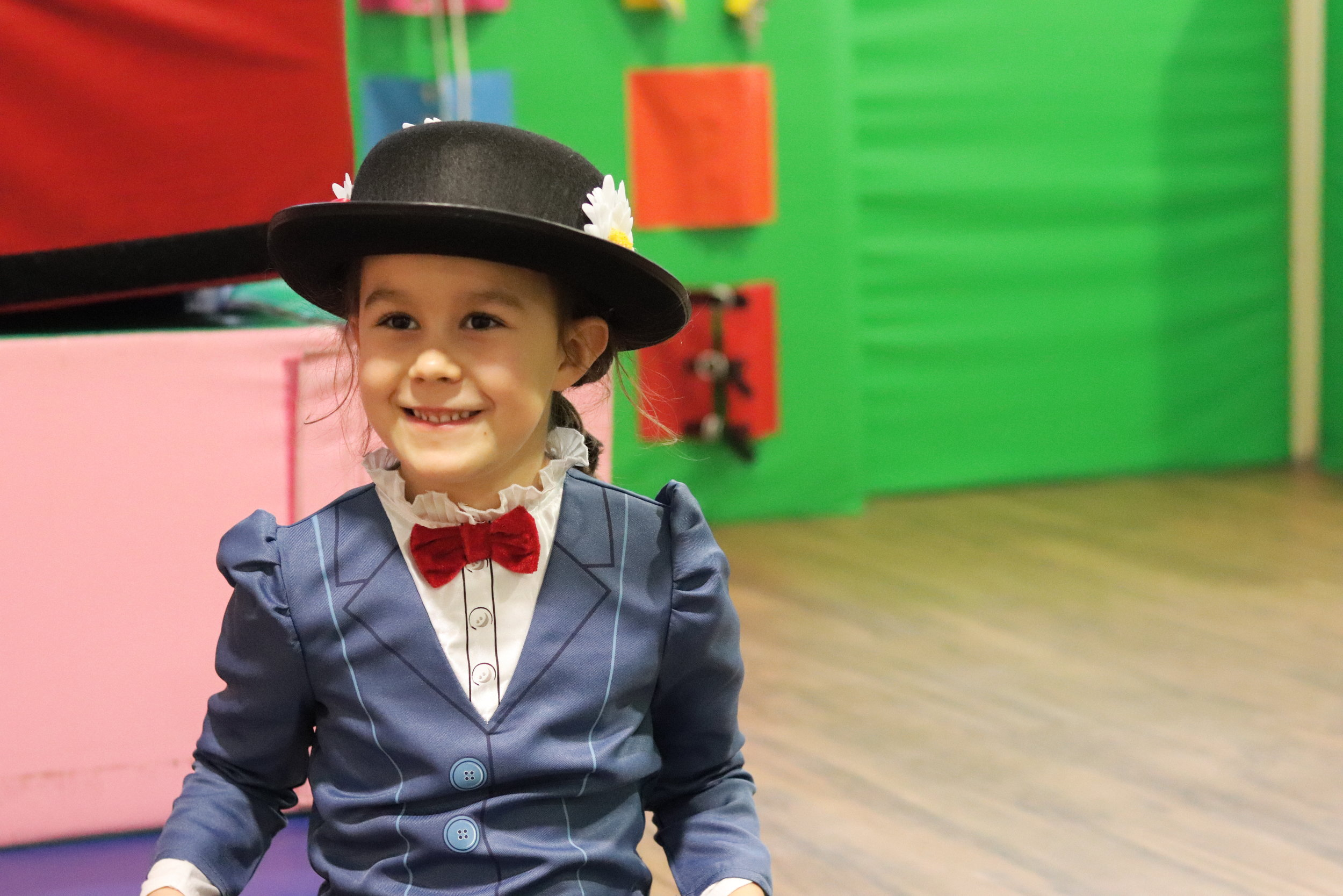 Mary Poppins Camp