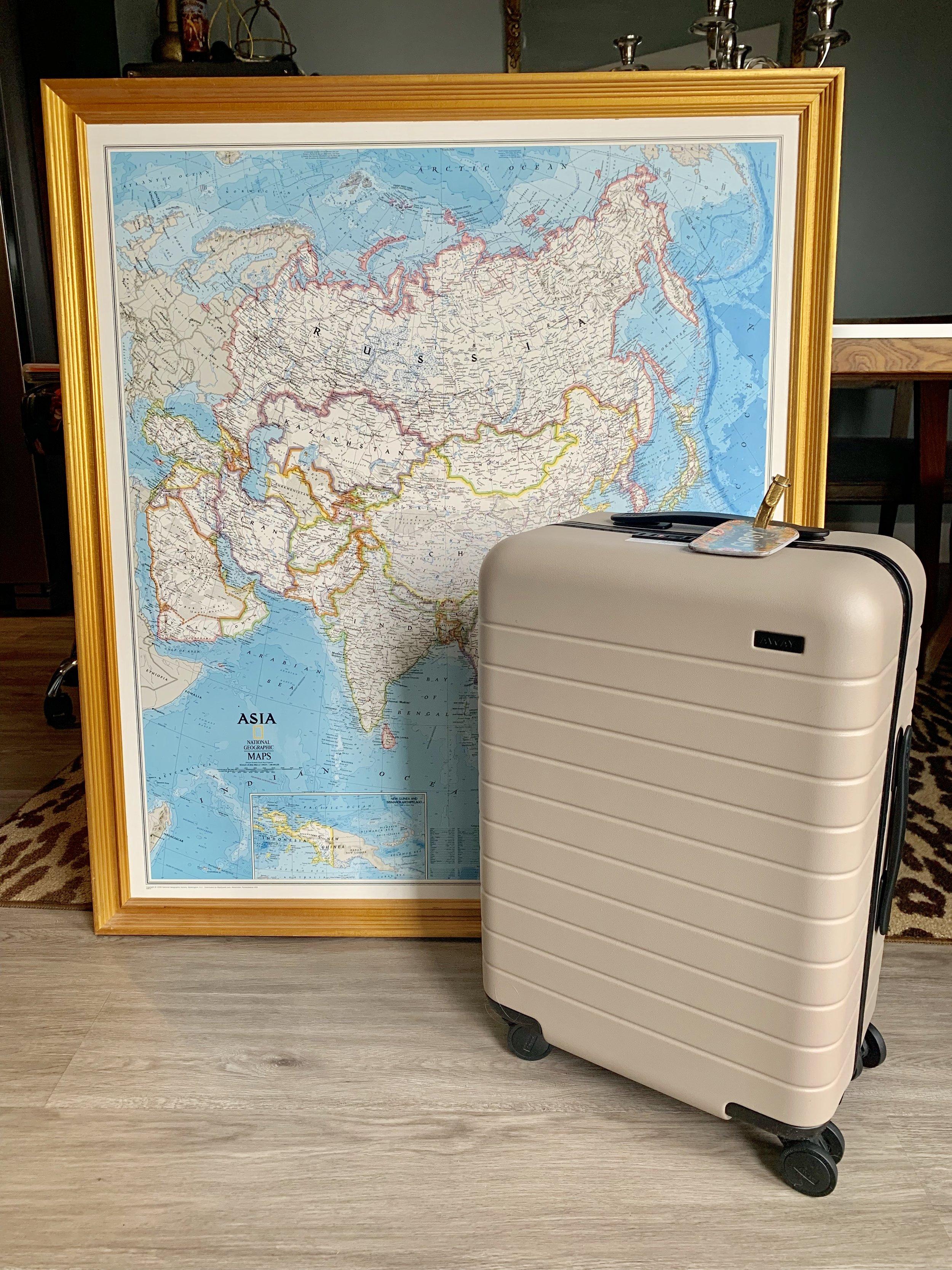 Time to plan a trip