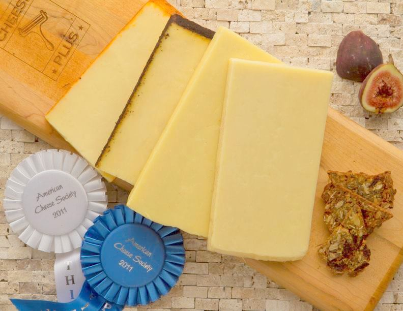 Award-Winning Beehive Cheeses