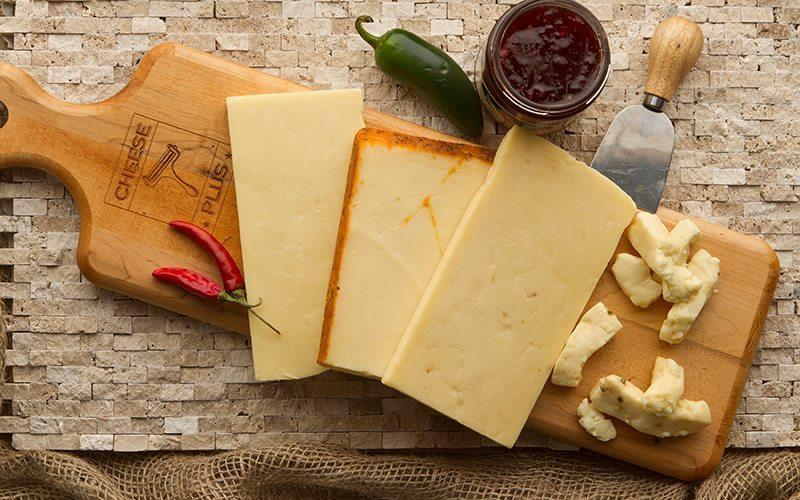 Beehive Cheese Board