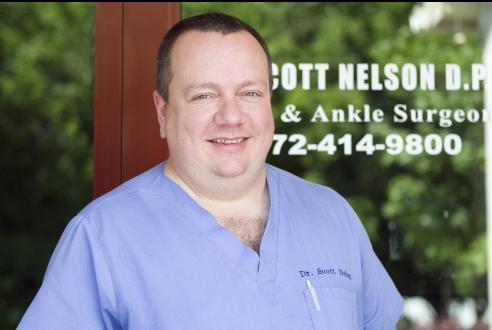 Podiatrist Scott Nelson, Foot and Ankle Surgeon