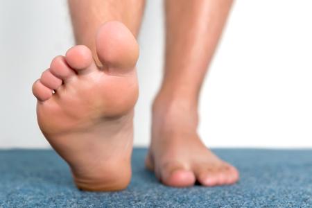 skin cancer on feet
